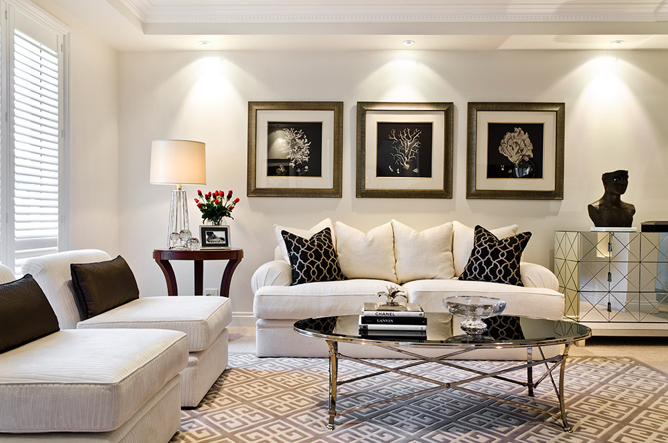Highgate House Brisbane Based Interior Designers And Decorators Executive Residence