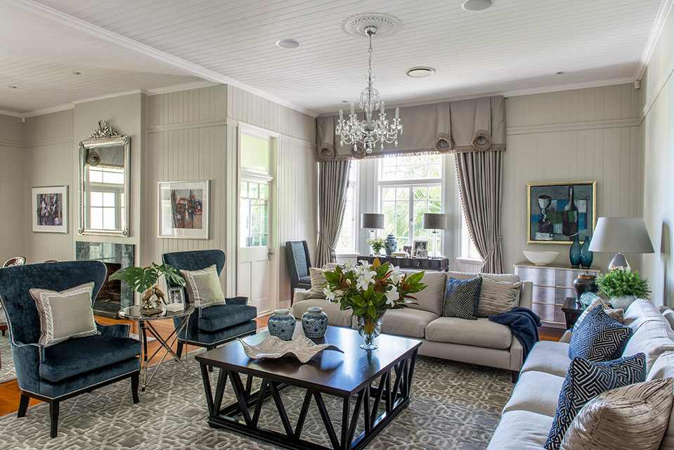 Living Room Designs With Grand Piano